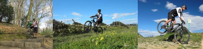 MTB Fahrtechnik Go Crazy Bikeschule