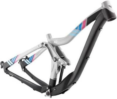 VOTEC Mountainbike Rahmen Rahmenkit
