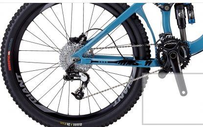 Giant Reign X 1 DH Bike