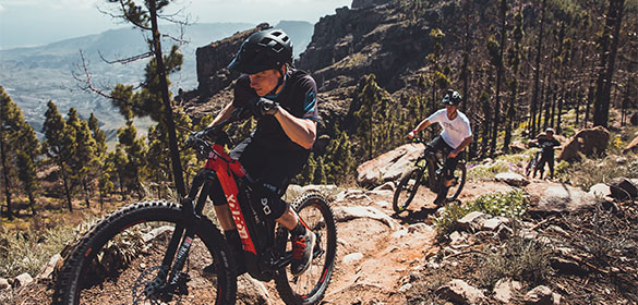 Haibike E-Mountainbikes