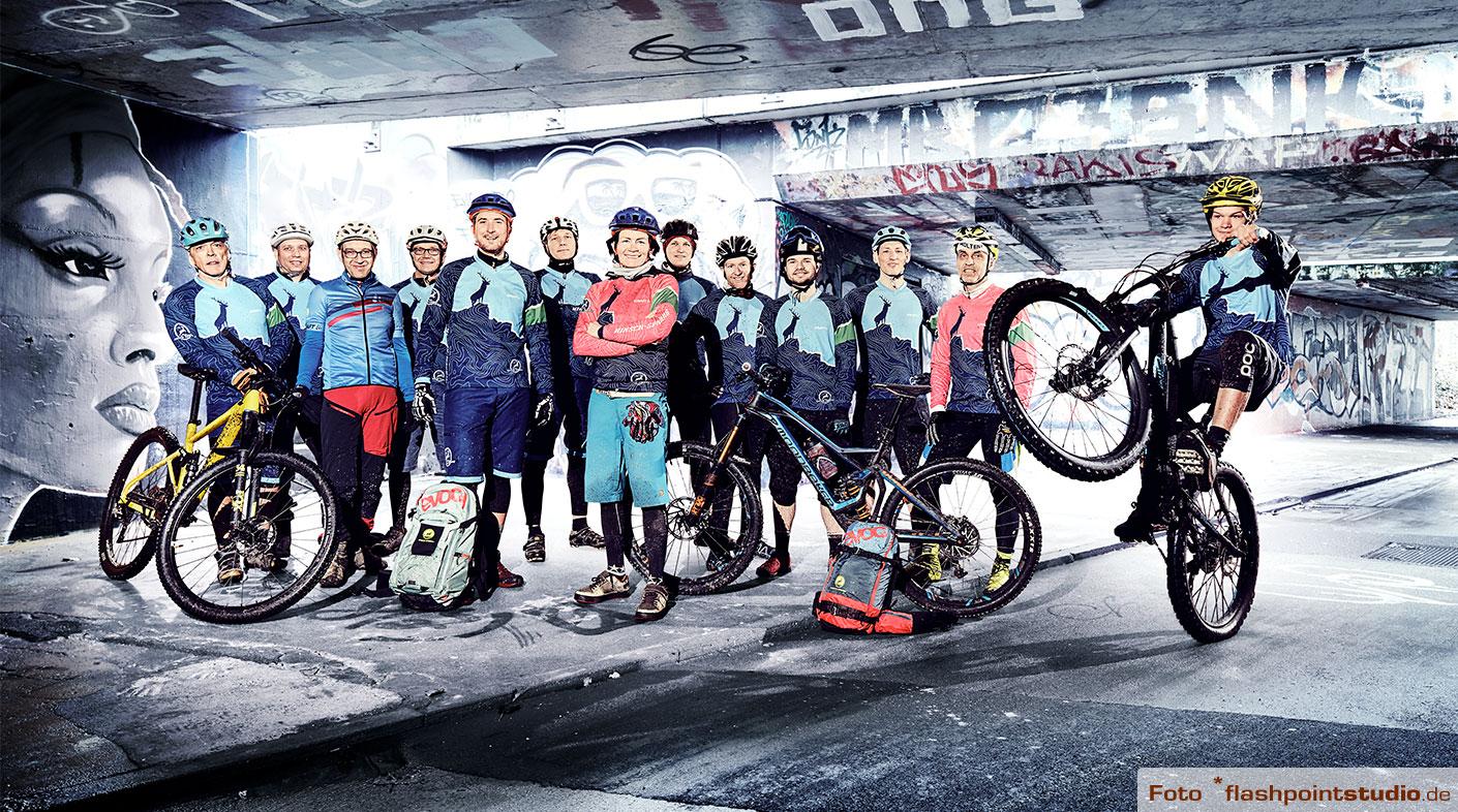 E-Mountainbike Kurse Hirsch-Sprung