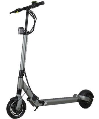 Egret E-Scooter Eight V2 in grau