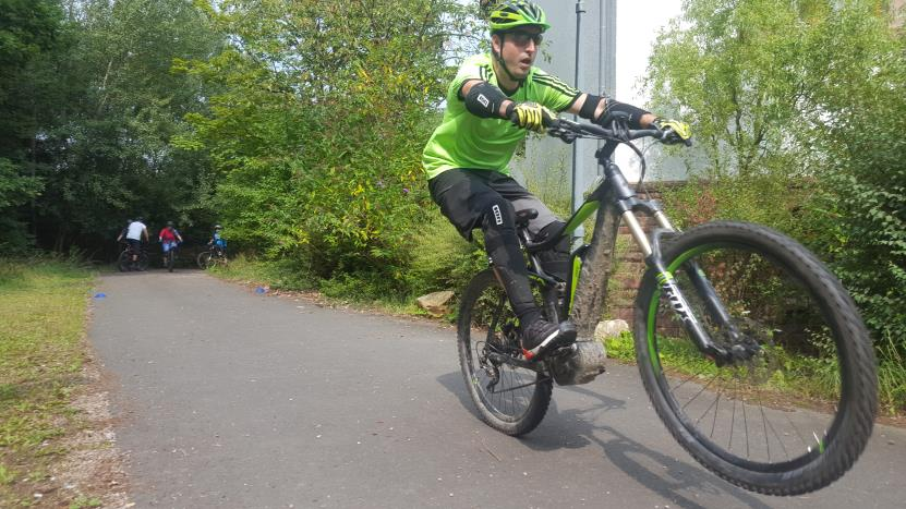 E-Mountainbike-Kurs Trailexperts