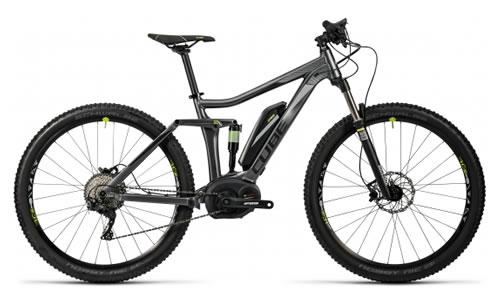 Cube E-Bike: Stereo Hybrid 120 HPA