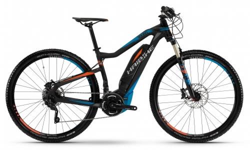 Haibike E-Bike Sduro Hardnine RX