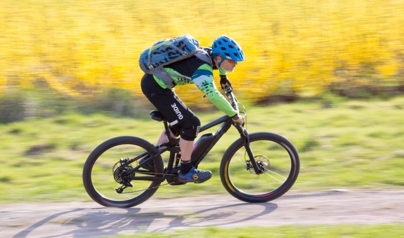 e-bike Kurse bei srimply out Mountainbike