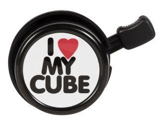 Cube I Love my Cube Klingel für Fahrräder