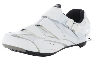 Shimano Rennradschuhe in Weiß