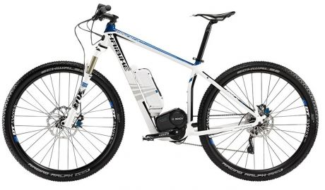 Haibike E-Mountainbike für Damen