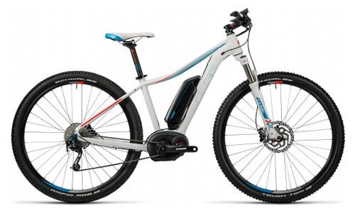 Hardtail E-Bike für Damen aus der Cube WLS Serie