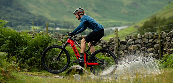Trek E-Bikes
