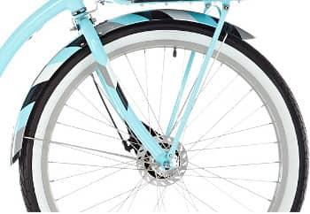 Retro Fahrrad von Electra mit Scheibenbremsen