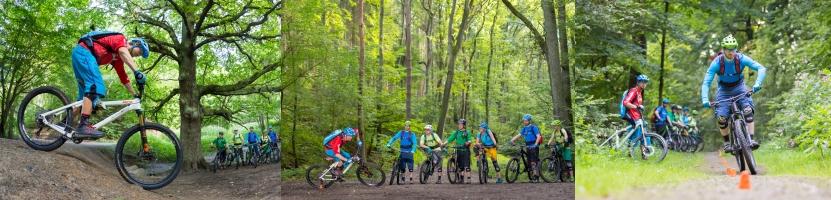 MTB Fahrtechnikschule Bikeride
