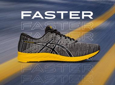 ASICS Faster
