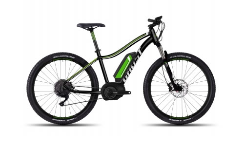 Pedelec Mountainbike der Marke Ghost