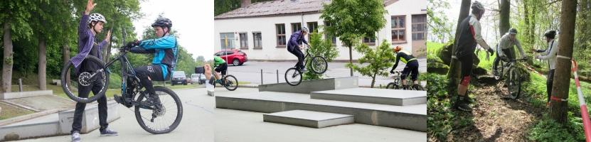 MTB Fahrtechnikschule Bayerwald Bike
