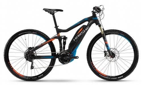 Haibike E-Bike Fully der SDURO Serie