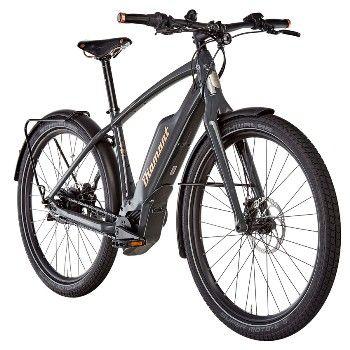 Fahrrad von Diamant mit Starrgabel