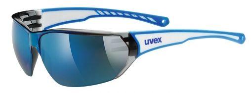 UVEX Fahrradbrille 204 in Blau