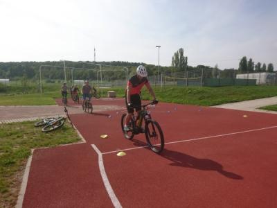 Bikeschule Fahrfluss - Übungen