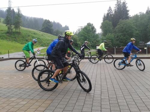 BPI BikeSchool Fahrtechnik Schule und Training