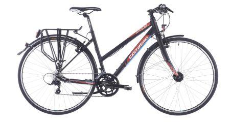 Corratec Fahrrad mit tiefen Einstieg
