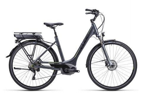Damen Trekking E-Bike von Cube