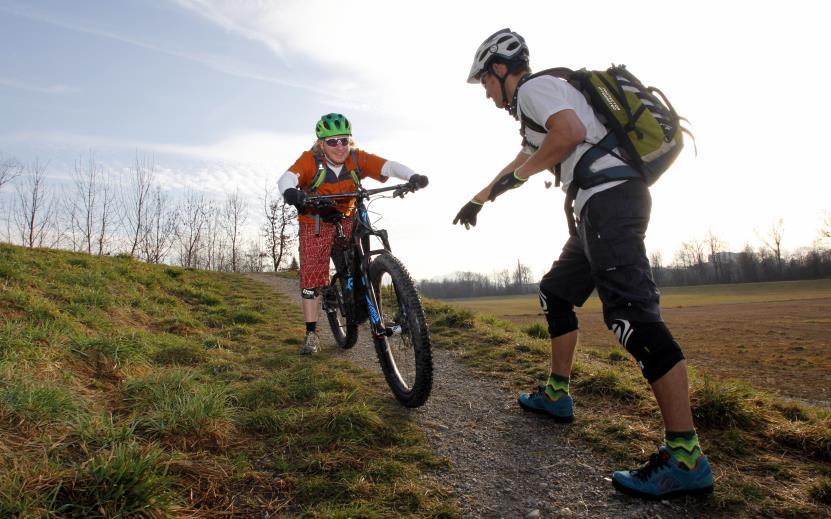 E-Bike Kurse im Chiemgau bei HappyTrails