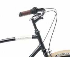 Lenker des Cruisers von Creme Bikes