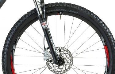 Schwalbe Fahrradreifen Smart Sam auf Cube Analog