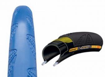 Continental Grand Prix Reifen faltbar in blau