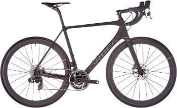 Leichtes Fahrrad Orbea Bike aus Carbon