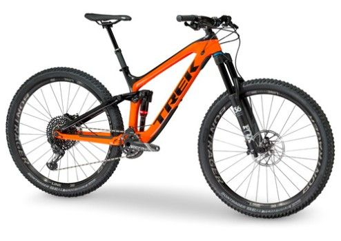 Trek Bikes: Fully MTB