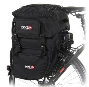 Fahrradtasche für Gepäckträger - nicht nur praktisch, sondern auch effizient