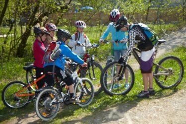 Kids on Bike Kurs bei BPI BikeSchool