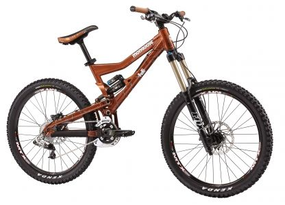 Mongoose Bikes Pinnr Foreman in braun