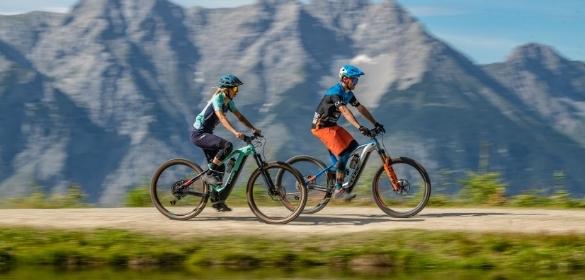 Cube E-Mountainbikes