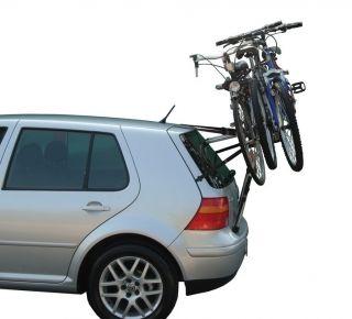 Fahrradträger für Anhängerkupplung, Heck & Dach