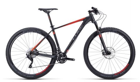 Hardtail MTB Cube Reaction HPA PRO
