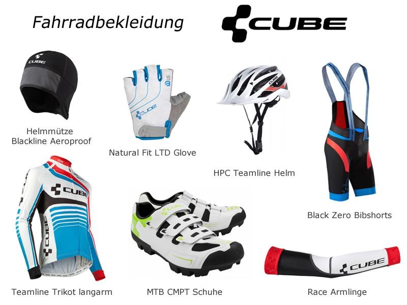 CUBE Fahrradbekleidung