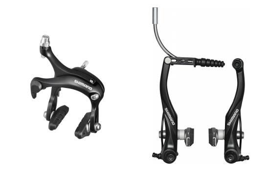 Fahrradbremse von Shimano