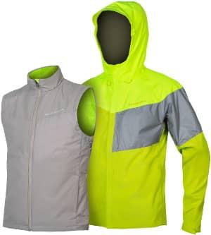 Urban Luminite II 3-in-1 Jacke für Herren von Endura Bike Wear