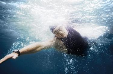 Schwimmen - ein gesunder Sport