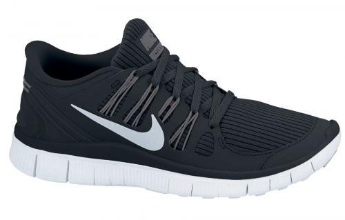 Nike Free 5.0 in schwarz