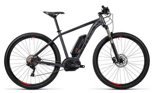 E-Bike Hardtail MTB