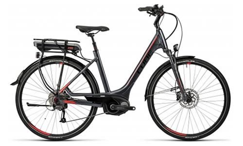 Klassisches City E-Bike