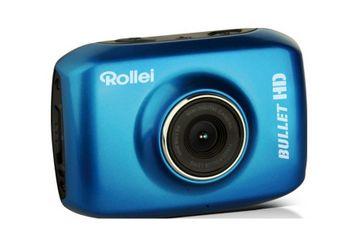 Blaue Rollei Action Cam
