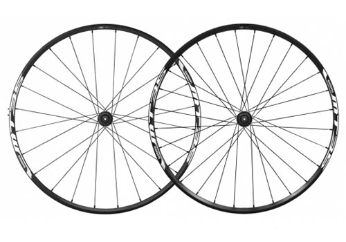 Ein wichtiges Fahrradteil: Shimano Laufräder