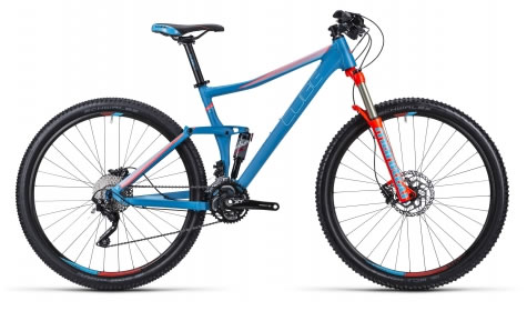 Damen Fully Mountainbike von Cube