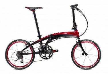 Leichtes Fahrrad faltbar aus Carbon von Tern